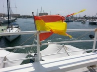 Boat trip to Mar Menor from Santiago de la Ribera