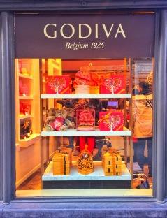 Godiva paradise